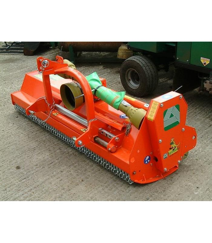 Agrimaster XB 180 Super Flail Mower 3 Pt Linkage
