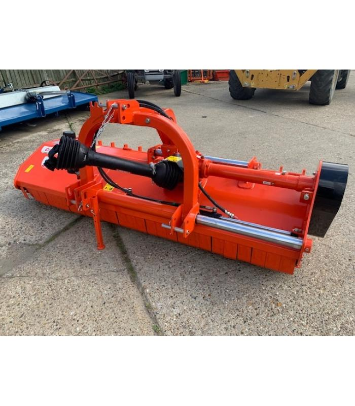 New Cosmo Bully 250 Flail Mower
