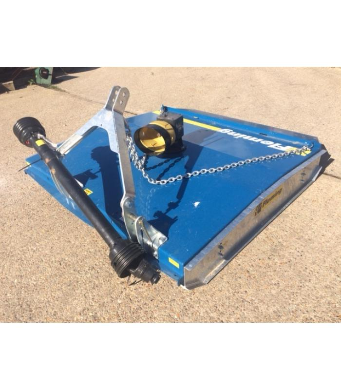 New Fleming 6ft Heavy Duty Topper 3Pt Linkage