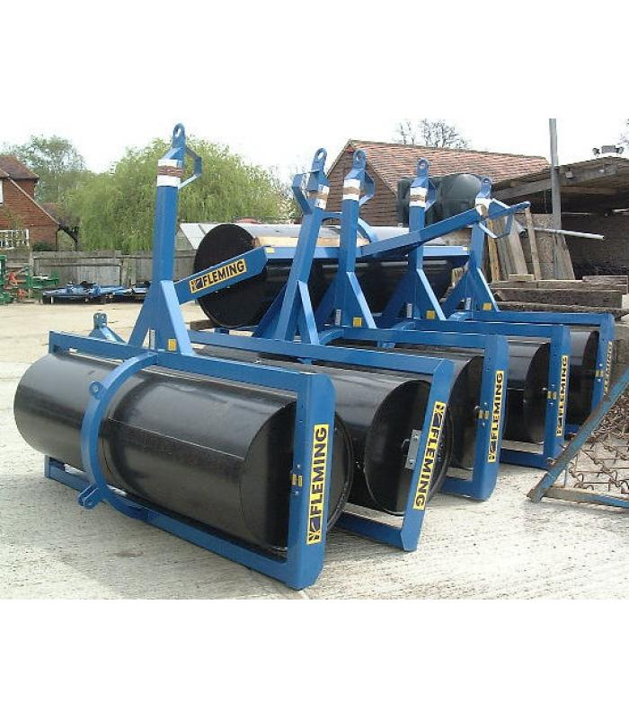 New Fleming 8' x 30in Water Filled Rollers