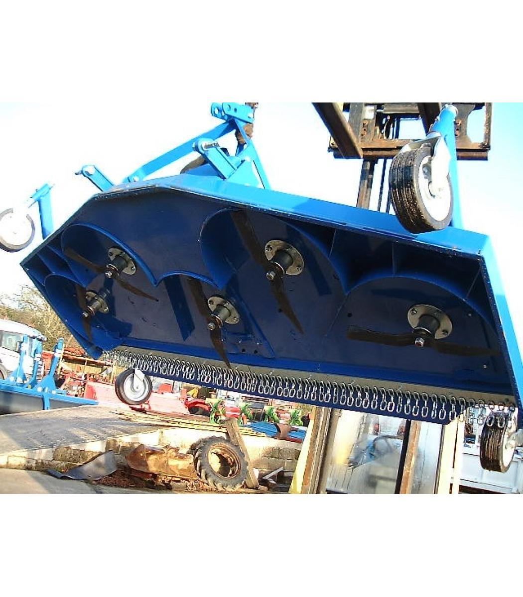 John Deere Gator Prices >> New Sitrex SM230 Finishing Mower