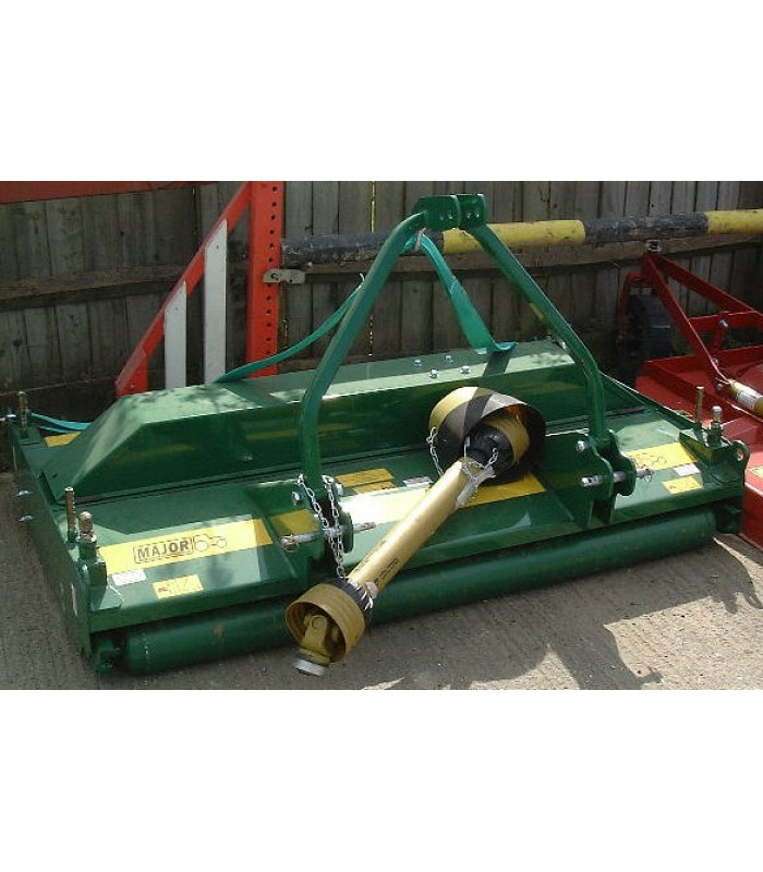 New Major 6300 Rollermower