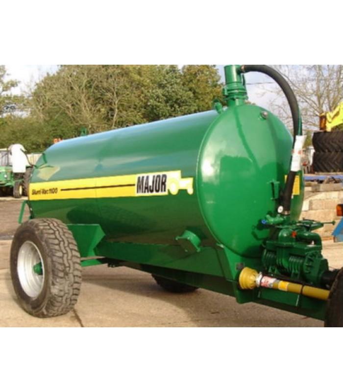 NEW Major Slurry Tanker 1150 Gallons