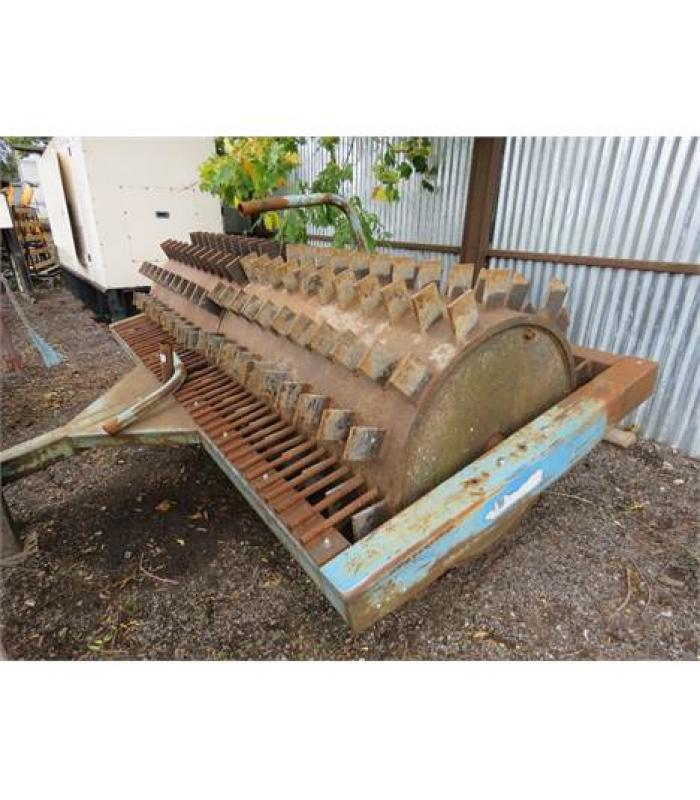 Tractor Towed 10Ft Dead Compaction Roller