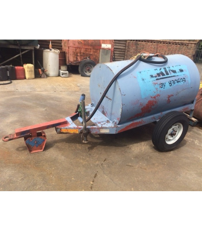 Trailer Engineering 250 gallon Diesel Bowser