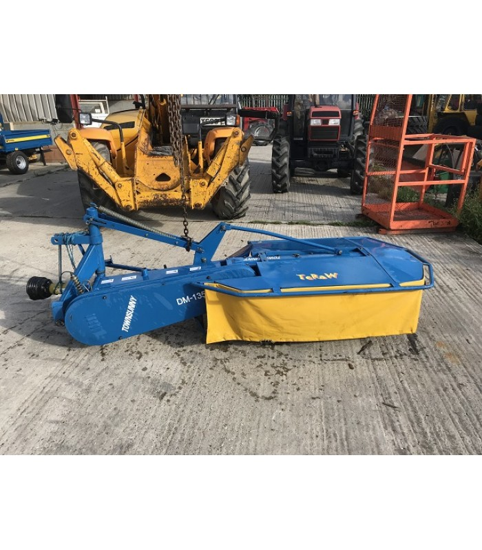 Terew DM135 Drum Mower