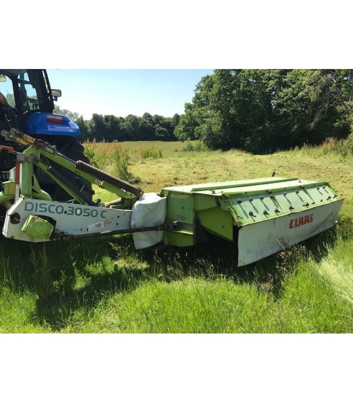 "Claas Disc 3050C ""Plus"" Disc Mower Conditioner"