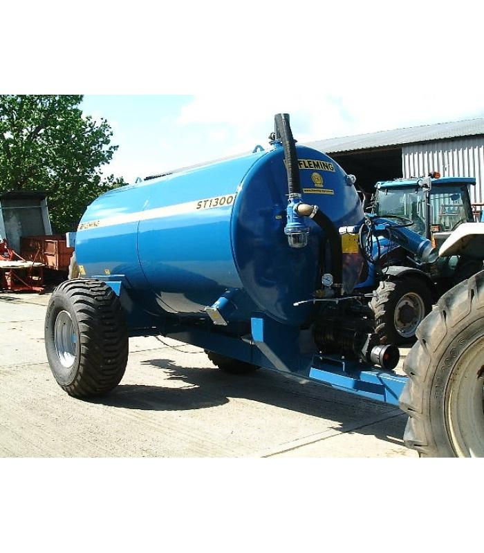 NEW Fleming ST1300 Slurry Tanker