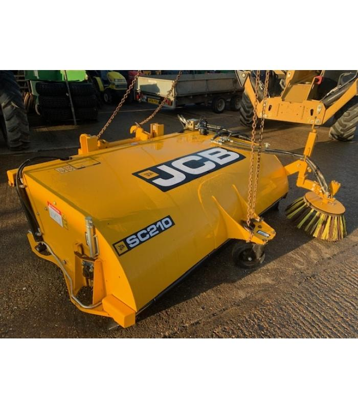 JCB SC120 Sweeper