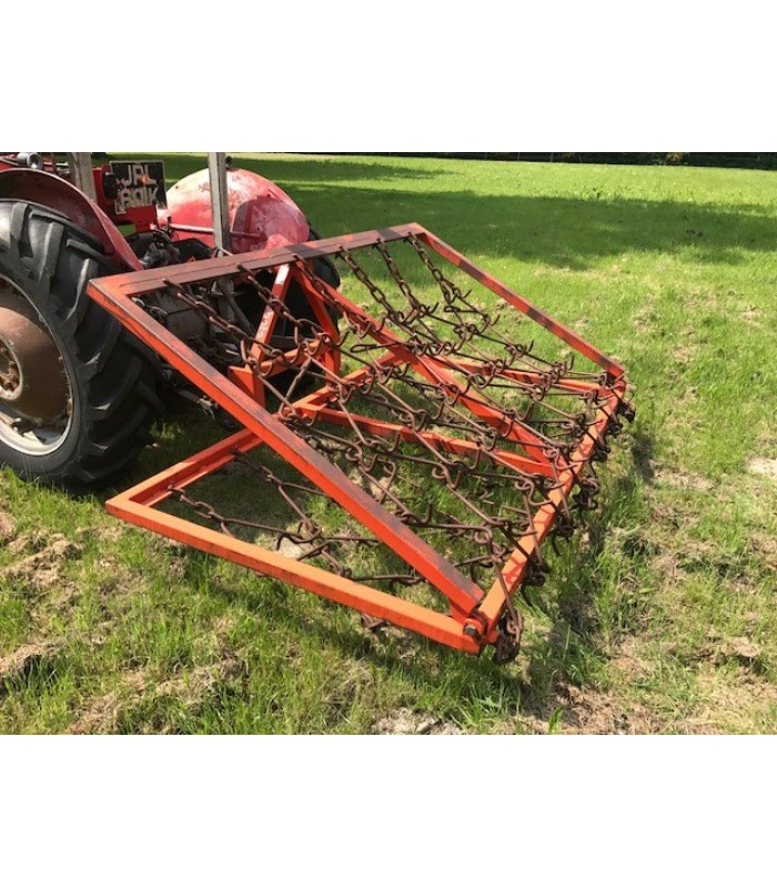 Kubota MH1 Chain Harrow