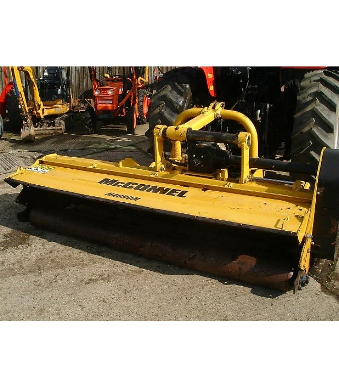 McConnel Magnum Heavy Duty Flail Mower