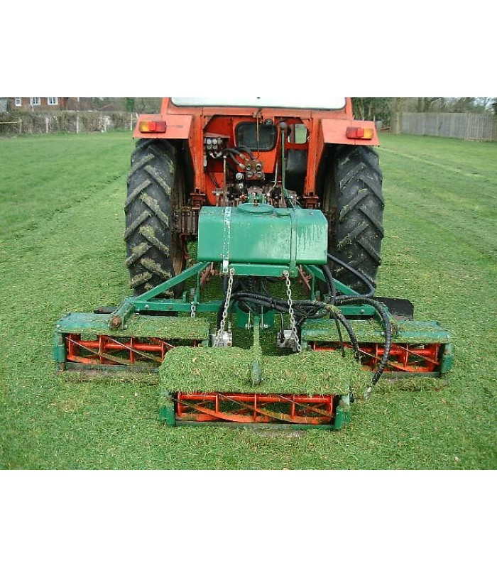 Ransomes TM214 Gang Mowers