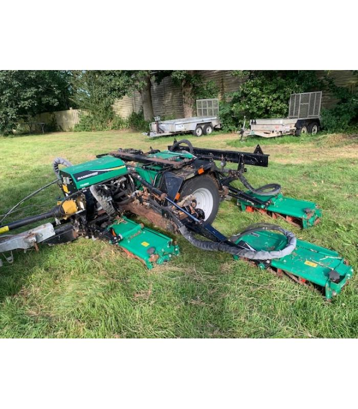 Ransomes TG4650 Trailed Gang Mowers