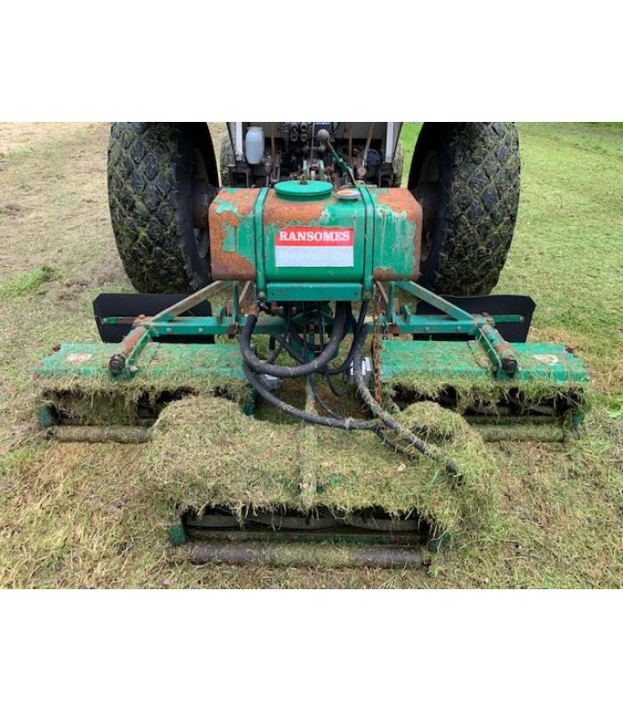 Ransomes Mounted 214 Gang Mower