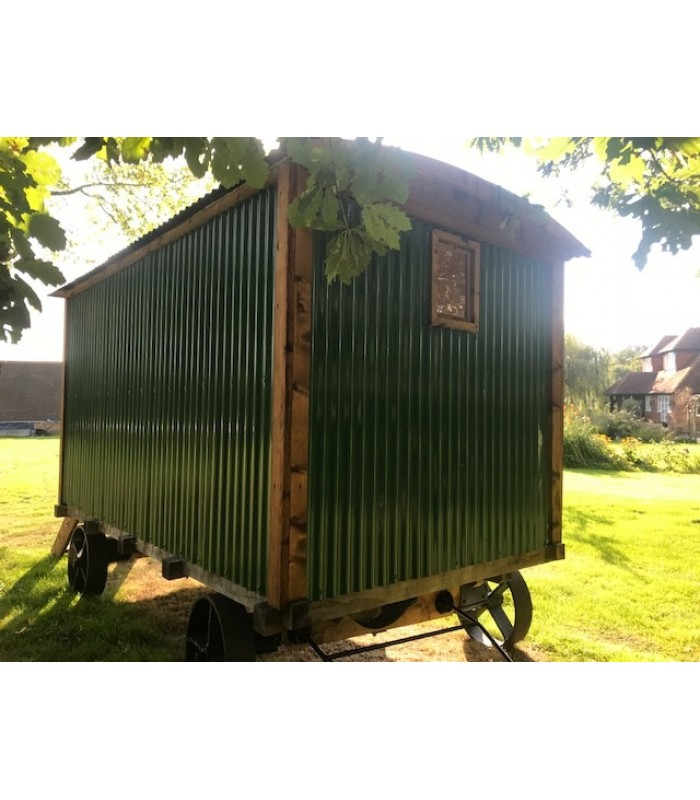 Four Wheel Shepherds Hut