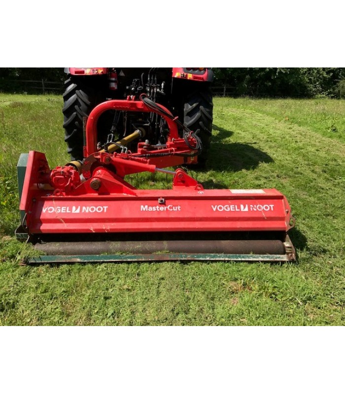 Vogel Noot Mastercut DSA220 Flail Mower