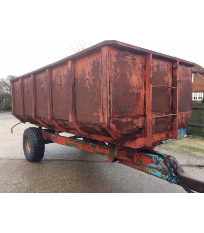 6 Ton Grain Trailer