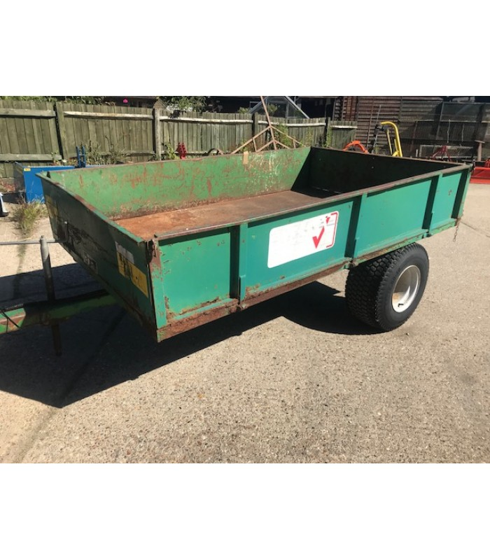 Wessex 2.5 Ton Tipping Trailer