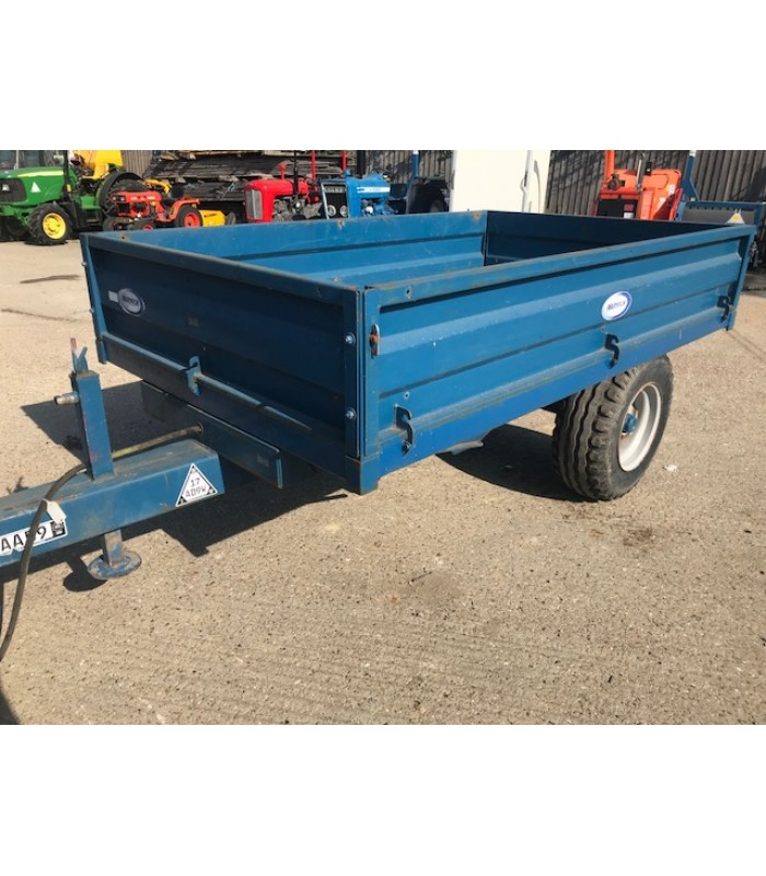 Warwick Tipping Trailer
