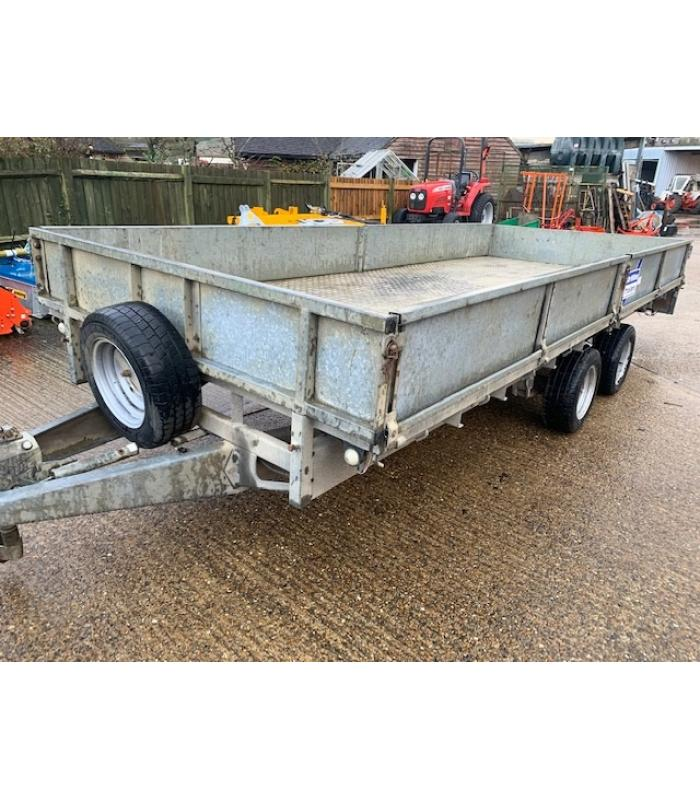 Ifor Williams LM166G Trailer