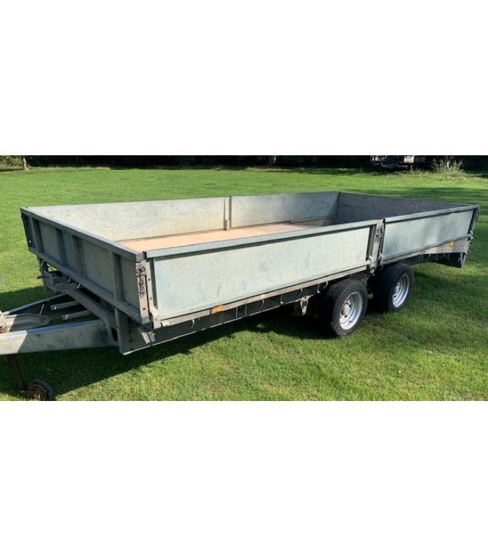 Ifor Williams LM146G B Trailer