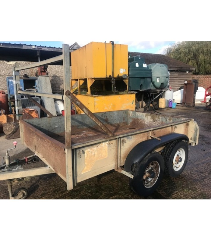 Ifor Williams 8ft Trailer