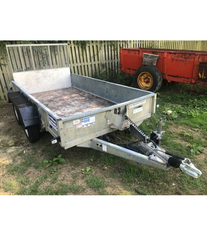 Ifor Williams GD105 MK 3 Trailer