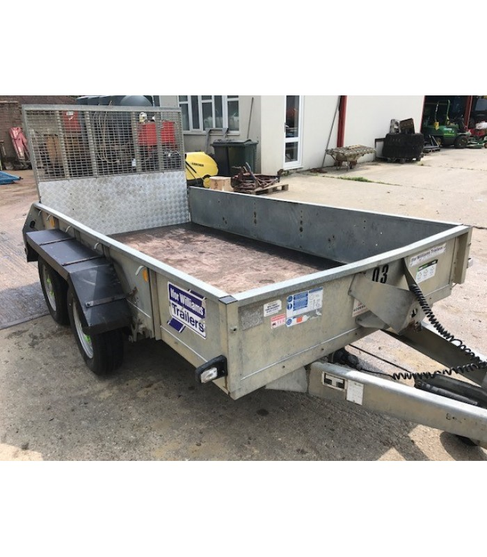 Ifor Willaims GD105 Mk 3 Trailer