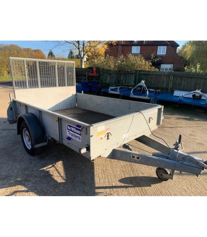 Ifor Williams GD855A MK3 Trailer