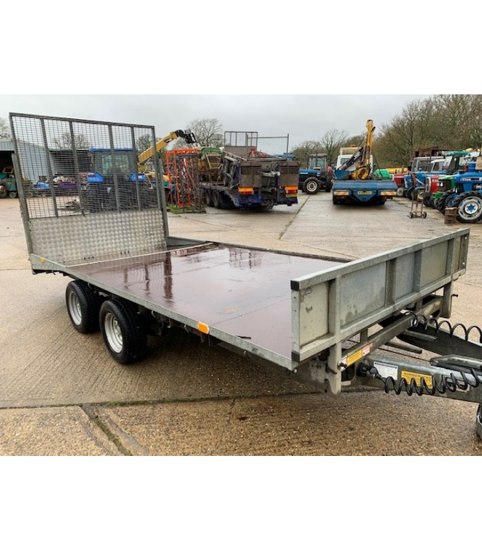 Ifor Williams LM146GB Trailer