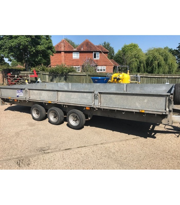 Ifor Williams LM187G3 Trailer
