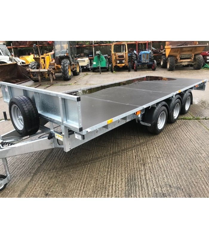 New Ifor Williams LM166G3 Trailer