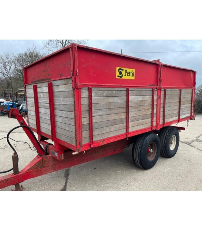Pettit 8 Ton Tipping Trailer
