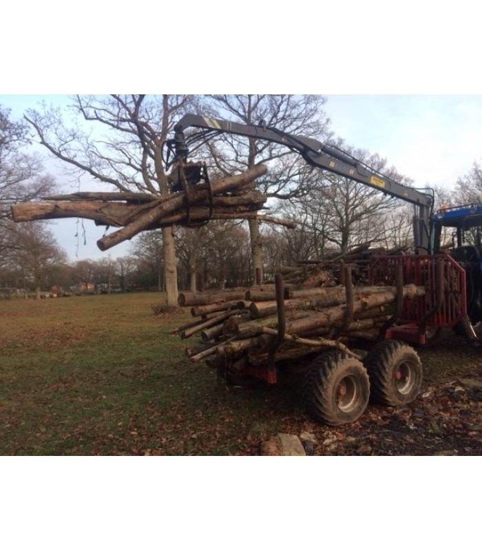 Vreten HV7.0 Timber Trailer