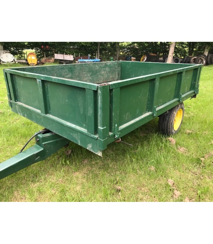 Weeks 4 Ton Tipping Trailer