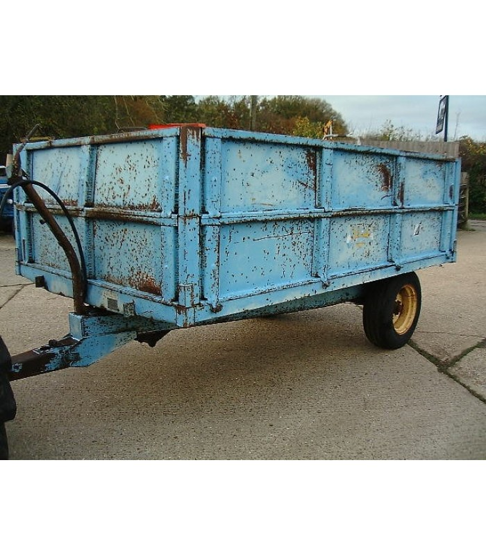 Weeks Plus 40 Model Tipping Trailer