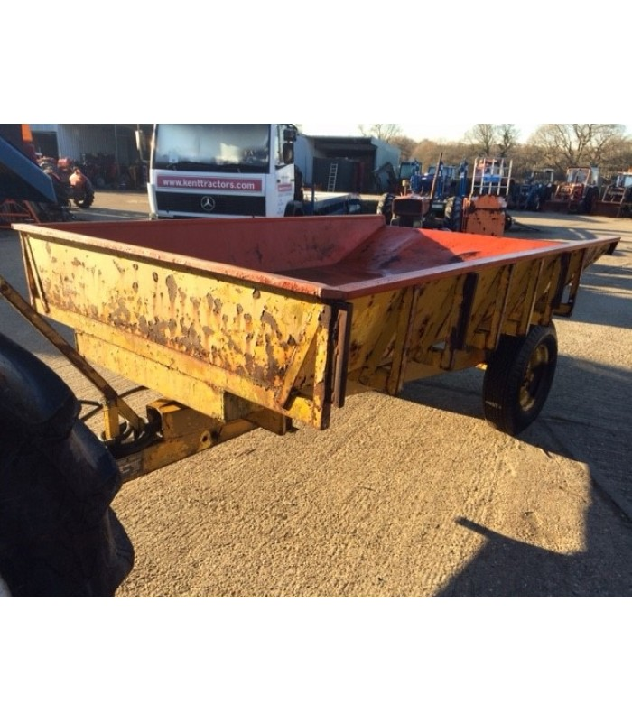 Wheatley 3 Ton DM Dump Trailer