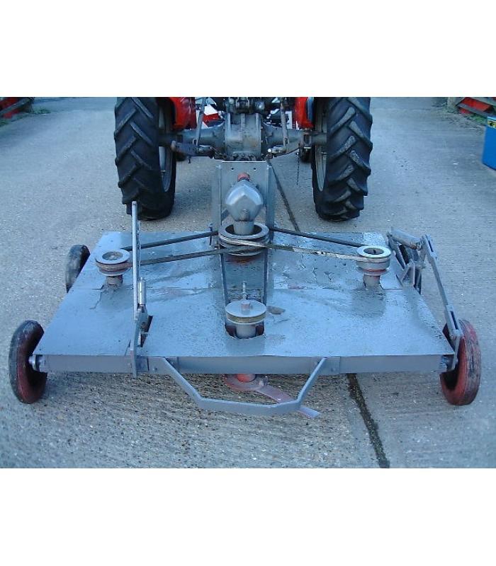 Hayter 4 Wheel Topper