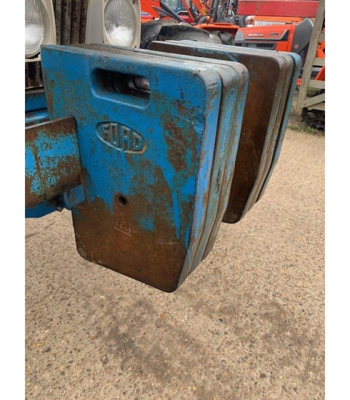 Ford front Weights