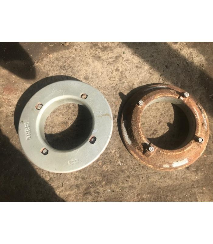 Pair of Ebro Front Wheel Weights