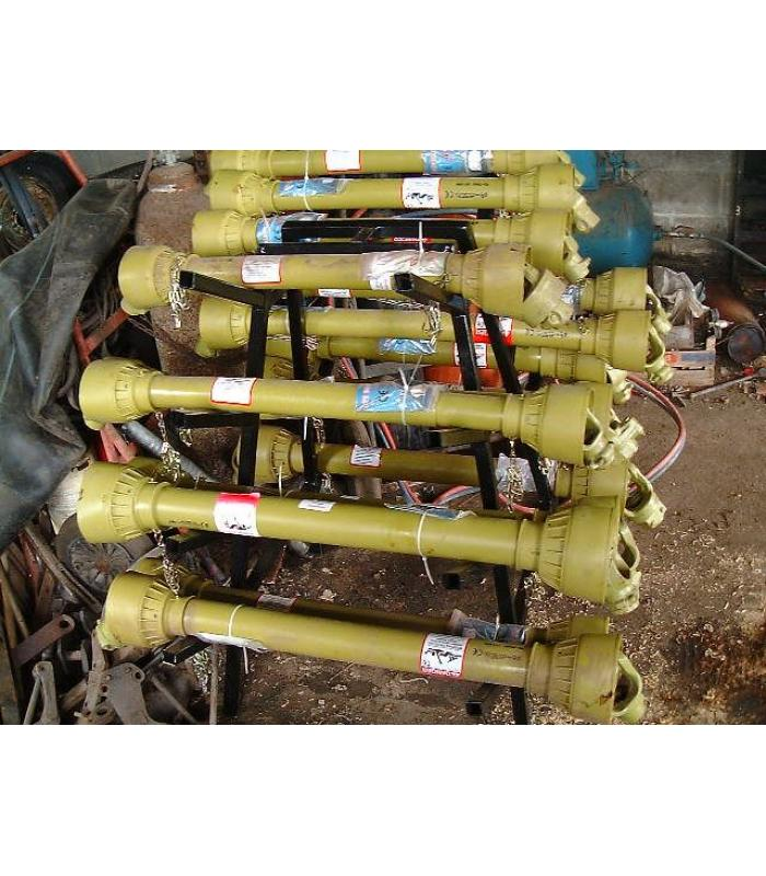 New PTO Shafts