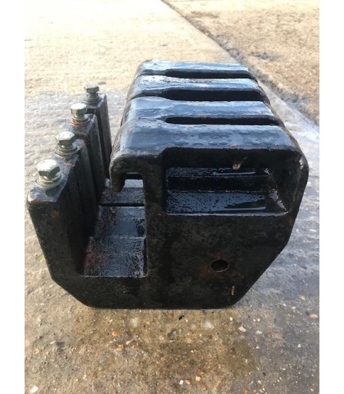 4 Siromer Compact Tractor Weights