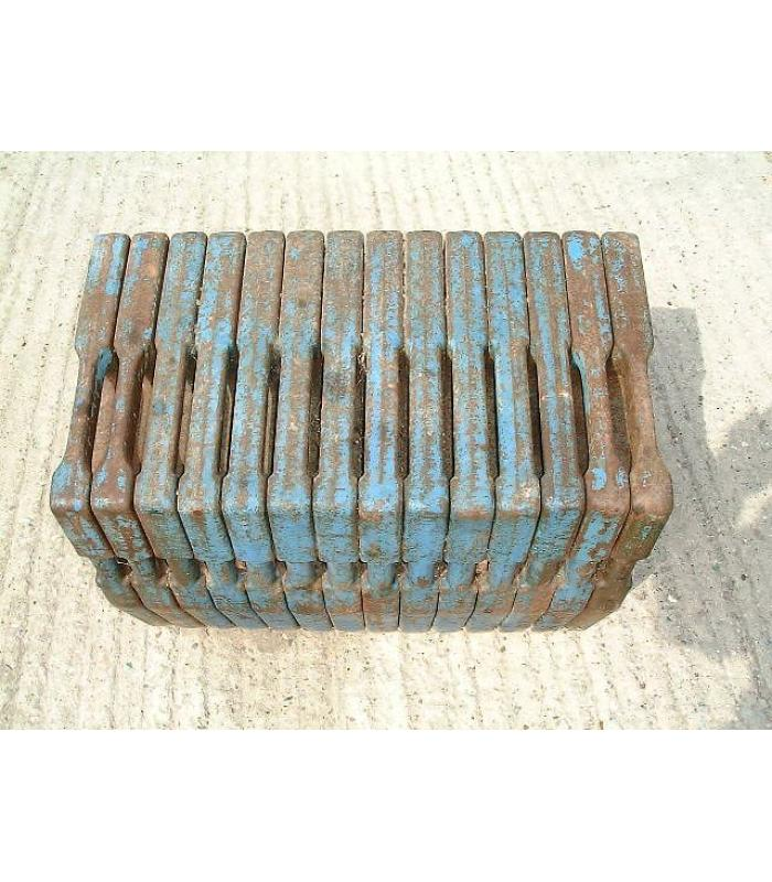 Set of 14 Ford 40KG Front Weights