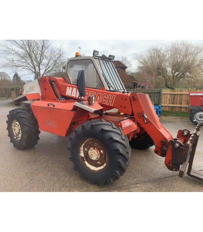 Manitou MLT 626 Telescopic