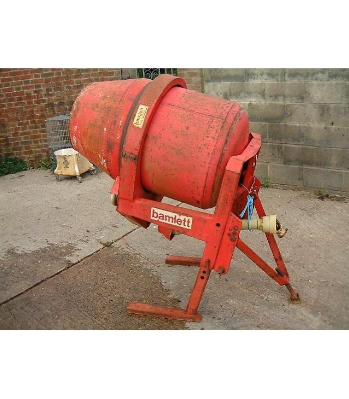 Bamlett PTO Cement Mixer