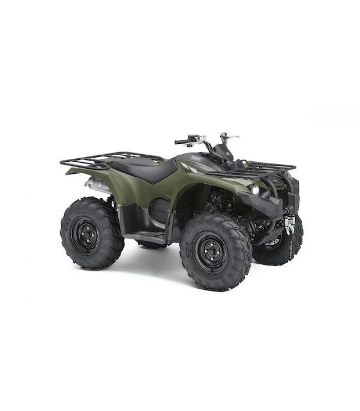 Yamaha 450 Kodiac Quad