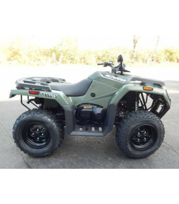 New Arctic Cat Quad Bike