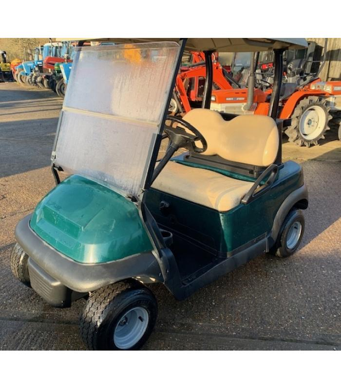 Ingersoll Rand Club Car Golf Cart