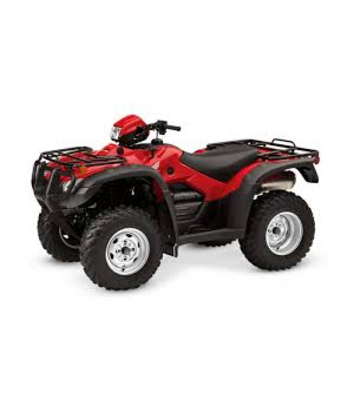 New Honda Quad Bikes