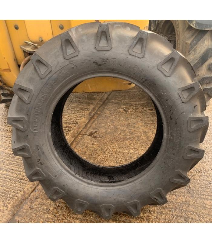 New Cropmaster 12.4 -24 Tractor Tyre